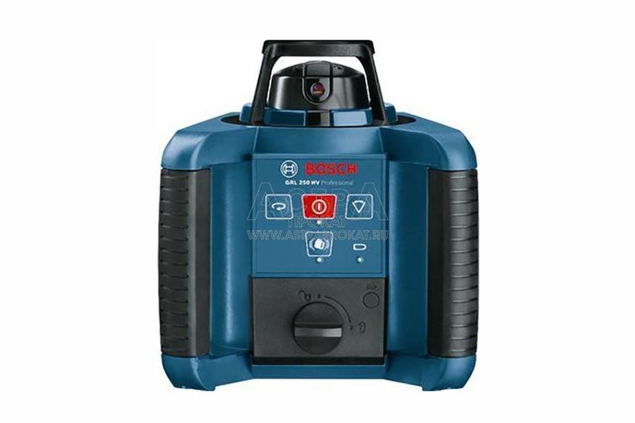 Аренда лазерного нивелира Bosch GRL 250 HV