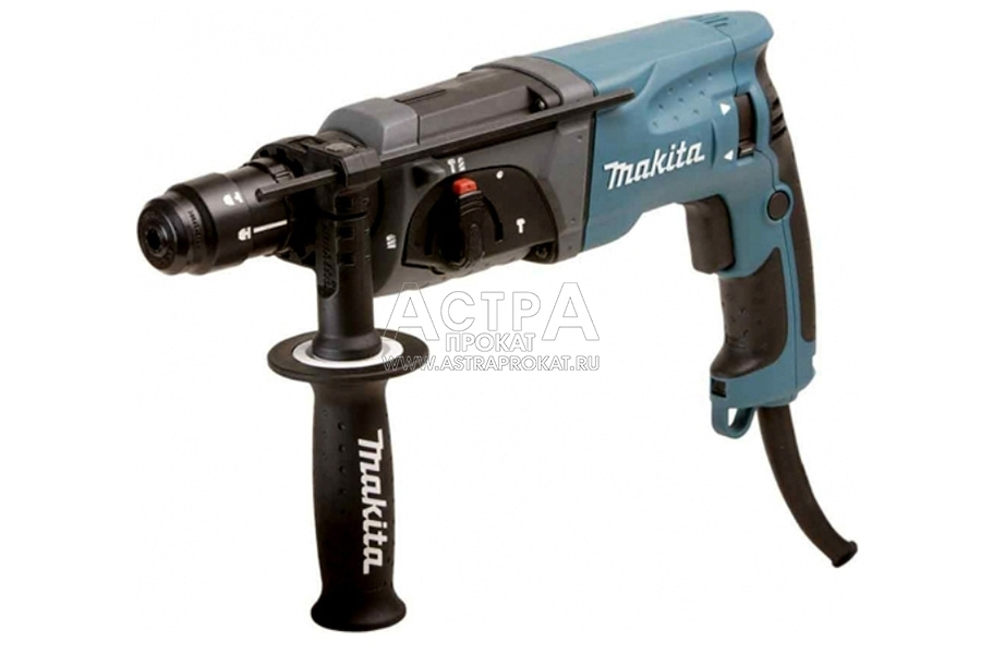 Аренда перфоратора Makita HR 2470 SDS-Plus 2.7 Дж
