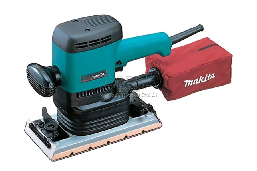 Аренда вибрационной шлифовальной машины Makita 9046