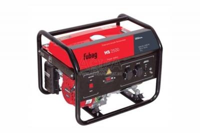 Аренда бензиновой электростанции 2 кВт FUBAG HS 2500